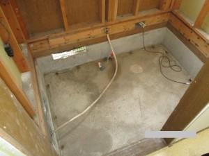 浴室施工前№3